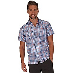 Regatta - Blue kalambo short sleeve shirt