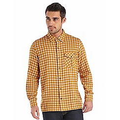 Regatta - Mustard celtis long sleeve shirt