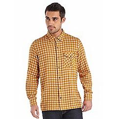 Regatta - Mustard celtis long sleeve shirt