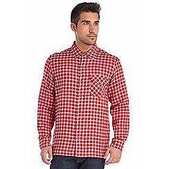 Regatta - Red celtis long sleeve shirt