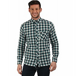 Regatta - Navy Lazka checked shirt