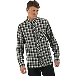 Regatta - Grey Lazka checked shirt