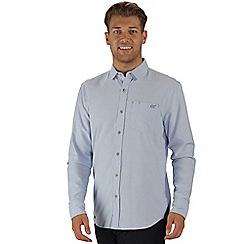 Regatta - Light blue benas long sleeved shirt