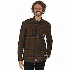 Regatta - Green 'Tyrus' long sleeve shirt