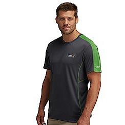 Regatta - Seal grey sherburne t-shirt