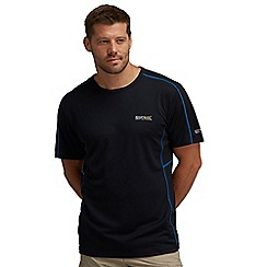 Regatta - Black sherburne t-shirt