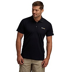 Regatta - Black maverik t shirt