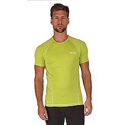 Regatta - Lime green luray t-shirt