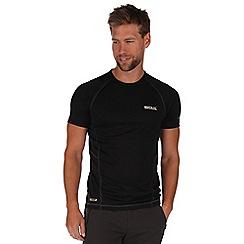 Regatta - Black luray t-shirt