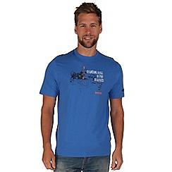 Regatta - Strong blue algar t-shirt