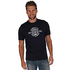 Regatta - Navy algar t-shirt