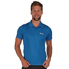 Regatta - Imperial blue maverik polo shirt