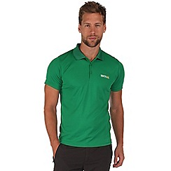Regatta - Green maverik polo shirt