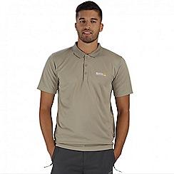 Regatta - Natural Maverik polo shirt