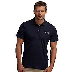 Regatta - Navy maverik polo shirt