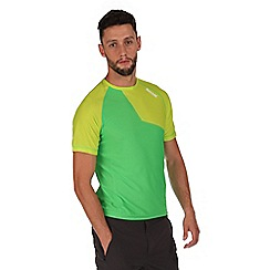 Regatta - Lime green volito t-shirt