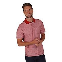 Regatta - Orange osmund polo shirt