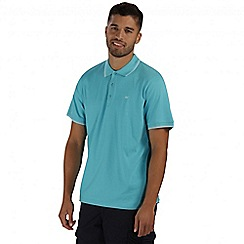 Regatta - Blue Kaine polo shirt