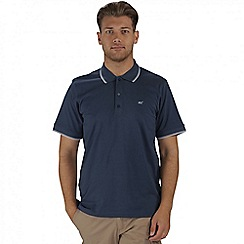 Regatta - Navy Kaine polo shirt