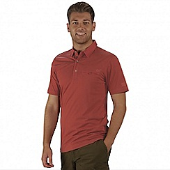 Regatta - Red Balius polo shirt
