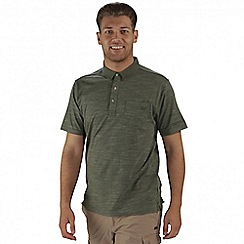 Regatta - Green Pawel polo shirt