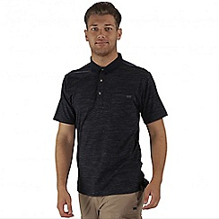 Regatta - Navy Pawel polo shirt