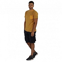 Regatta - Yellow Twain t-shirt