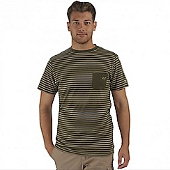 Regatta - Green Twain t-shirt