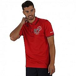 Regatta - Red Tremont polo shirt