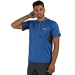 Regatta - Blue Breakbar t-shirt