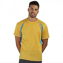 Regatta - Yellow Volito t-shirt