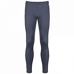Regatta - Grey Beckley base layer leggings