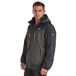 Regatta - Seal grey calderdale waterproof jacket