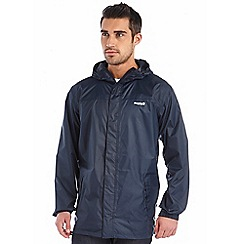 Regatta - Navy pack it jacket