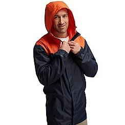 Regatta - Navy/orange pack it jacket