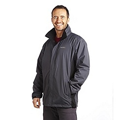 Regatta - Seal grey / black matthews jacket