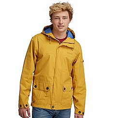 Regatta - Mustard longview waterproof jacket