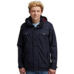 Regatta - Navy hightime waterproof jacket