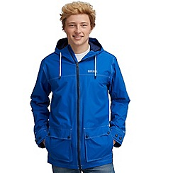 Regatta - Blue highwater waterproof jacket