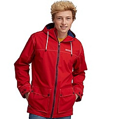Regatta - Red highwater waterproof jacket