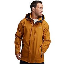 Regatta - Mustard northfield waterproof jacket
