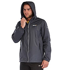 Regatta - Seal grey lyle waterproof jacket