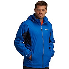 Regatta - Blue lyle waterproof jacket