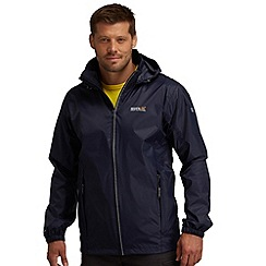 Regatta - Navy lyle waterproof jacket