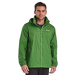 Regatta - Alpine green lyle waterproof jacket