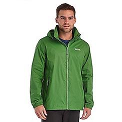 Regatta - Alpine green lyle waterproof jacket