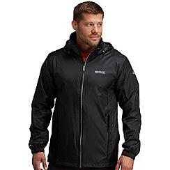Regatta - Black lyle waterproof jacket