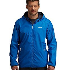 Regatta - Blue lever waterproof jacket