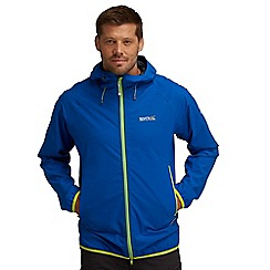 Regatta - Oxford blue evitts waterproof jacket