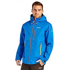 Regatta - Oxford blue ravenscliff waterproof jacket